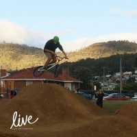 Live Clarence - I Can - Reece Risdon Vale Bike Collective