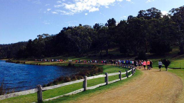 Hobart-parkrun